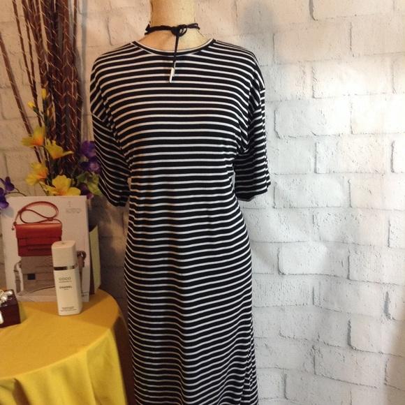 Zara Dresses & Skirts - NWT⬇️ ZARA⚡️KNITTED MAXI DRESS